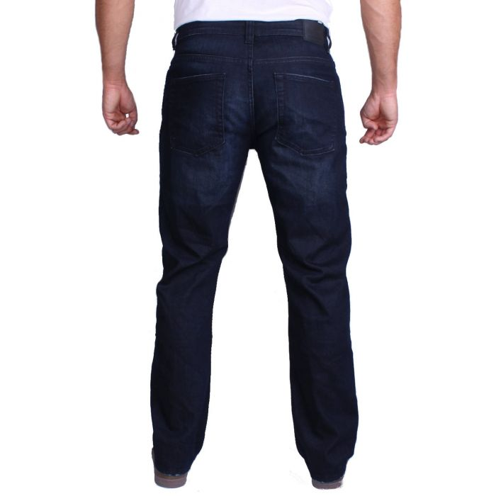 ONLY & SONS GRANATOWE JEANSY REGULAR