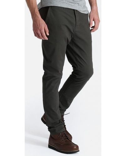 ONLY & SONS SZARE MĘSKIE CHINOSY TAPERED